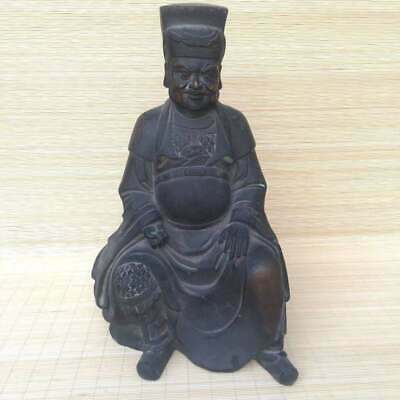 Chinese 18th Century Bronze (People) Collectibles  X18 0001