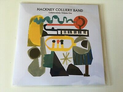 Hackney Colliery Band 2019 PROMO CD ALBUM +PR Collaborations: Volume One