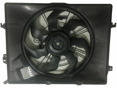 Radiator Fan Assembly For 2015-2017 Hyundai Sonata 2016 F772GZ