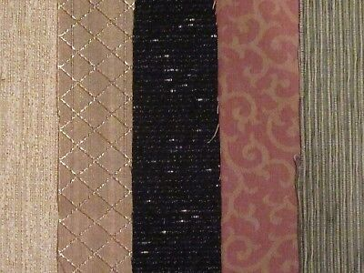 Antique Radio Grille Cloths - Vintage Inspired Group Lot Collection - # 24