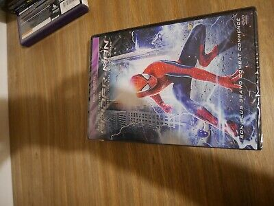 The amazing spider-man (Andrew Garfield,Emma Stone) DVD NEUF SOUS BLISTER
