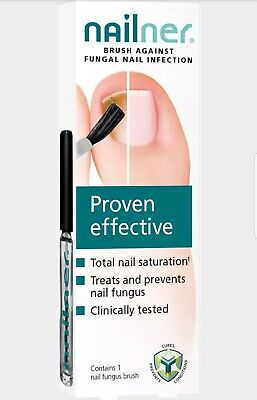 NAILNER Brush Nail Fungus Anti Fungal Infection 5ml Treatment PROVEN EFFECTIVE