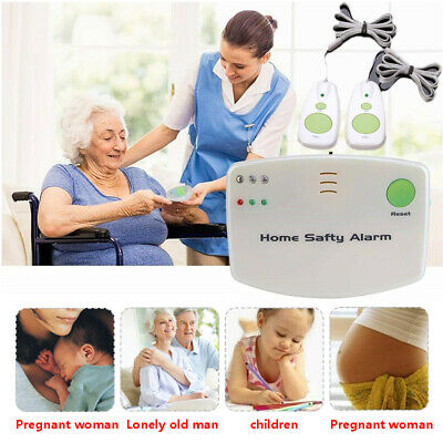 Child/Elderly Care HOME SAFETY ALERT Alarm Panic Patient Call BUTTON Personal