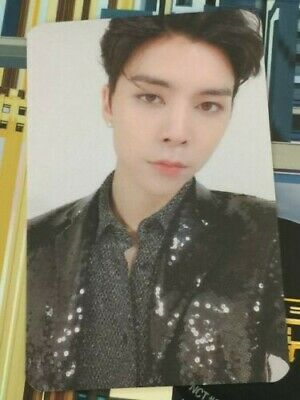OFFICIAL JOHNNY CHAIN Photocard Japan Photo Card Nct127 Nct