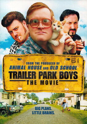 Trailer Park Boys - The Movie (Dvd)
