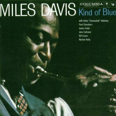 Miles Davis - Kind Of Blue - Miles Davis CD 6GVG The Cheap Fast Free Post