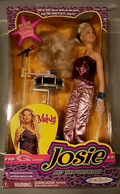 Jakks Pacific Josie And The Pussycats Melody Doll Sealed Archie Comics NRFB