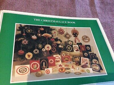 The Christmas Lace Book - Designs By Christine Springett