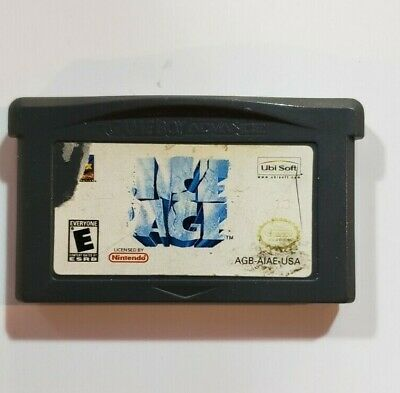 Ice Age (Gameboy Advance) GBA