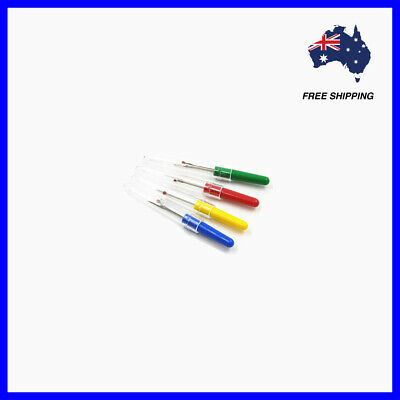 Sewing: Pack of 4 Unpicker Seam Rippers