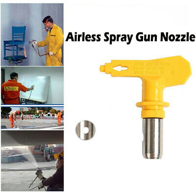 3600PSI Airless Paint Spray Gun w/Tip&Tip Guard For TItan Wagner Sprayers Nozzle