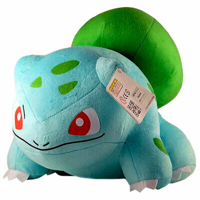 "Pokemon plush BULBASAUR 30cm/12"" High Qality  Plush Bulbasaur - Fushigidane"