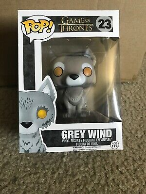 Grey Wind Game Of Thrones Funko Pop 23 FREE SHIPPING