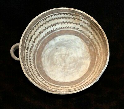 "Prehistoric Kayenta Bowl from the Estate of Ron Milam 2 1/2""h x 5 3/4'd"