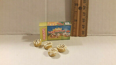 Barbie 1:6 Kitchen Food Miniature Package of Pinto Beans