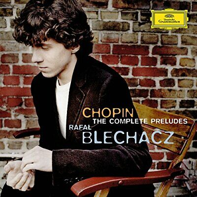 Chopin: Pr�ludes - Rafal Blechacz CD EEVG The Cheap Fast Free Post The Cheap