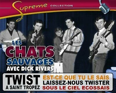 Supreme Collection - Chats Sauvages CD VIVG The Cheap Fast Free Post The Cheap