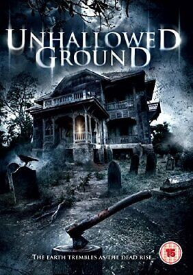 Unhallowed Ground [DVD] - DVD  62LN The Cheap Fast Free Post