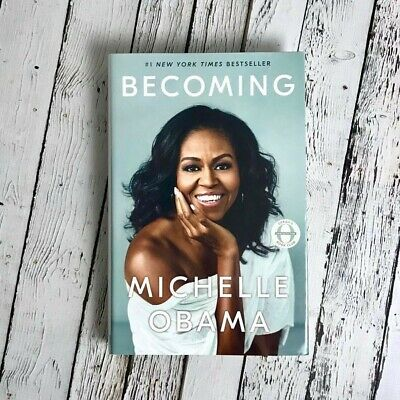 Becoming by Michelle Obama, 2018. Full Book. IMMEDIATE DELIVERY!