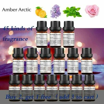 AA 100% Pure & Natural Essential Oils Grade Oil For Humidifier Aromatherapy UK