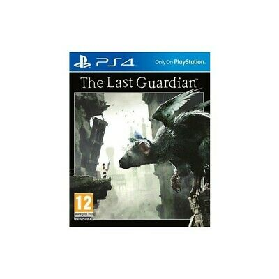 Sony The Last Guardian, Ps4 Videogioco Basic Playstation 4 Inglese, Ita