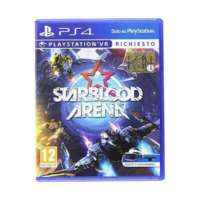 Sony Starblood Arena, Ps4 Videogioco Basic Playstation 4 Inglese, Ita