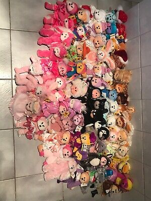 Beanie kids. Some with tags 3 For 5.00 Plus Postage