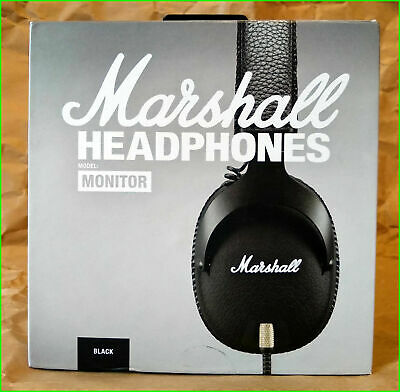 Casque Marshall Monitor filiaire Wired