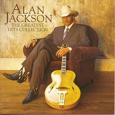 The Greatest Hits Collection Alan Jackson Neotraditional Country Pop Audio CD