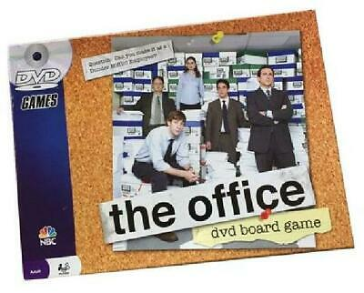 The Office - DVD Board Game (NBC) Near Mint Board Game Movie TV HT1