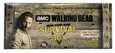The Walking Dead Survival Box (Topps 2016)