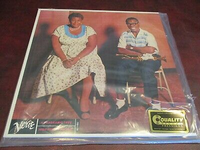 Ella & Louis Audiophile 45 Rpm Verve Series Limited Edition Low Numbered 109 Set