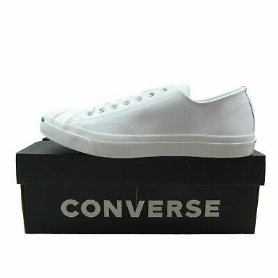 NEW CONVERSE JACK Purcell Jack Ox Brown Leather Shoes