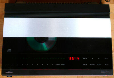 Vintage • Bang & Olufsen • Beogram Cdx • Cd Player • Lecteur Cd • Philips Cdm-1