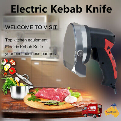 Electric Kebab Knife Imported High-end Slicer For Turkish Barbecue Meat AU Stock