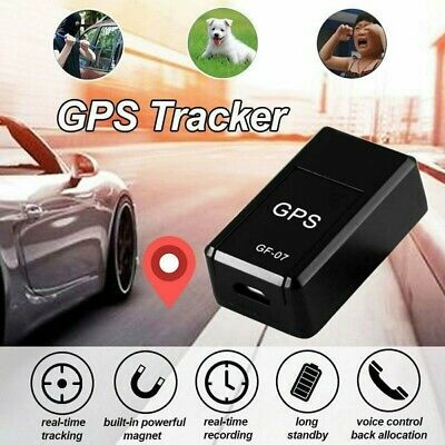 Magnetic Mini GPS Tracker Car GSM GPRS Real Time Auto Tracking Locator Device AU