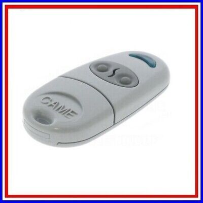 CAME TOP432NA Gate Remote Control Fob Key Transmitter + Battery