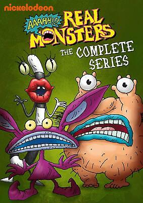 Aaahh!!! Real Monsters: The Complete Series [New DVD] Full Frame
