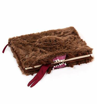 Official Harry Potter Monster Plush Notebook Note Book Jotter New & Boxed