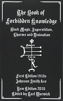THE BOOK OF FORBIDDEN KNOWLEDGE pdf eBook OCCULT DIVINATION
