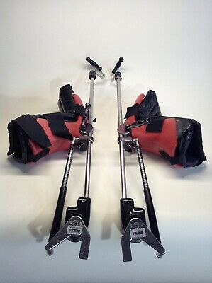 Skytron Levitator Stirrups Lift Assist Set Allen Medical