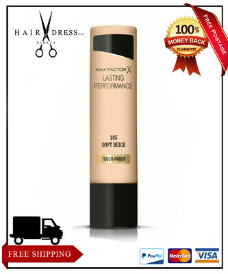 Max Factor Lasting Performance Foundation (105 Soft Beige) 35ml