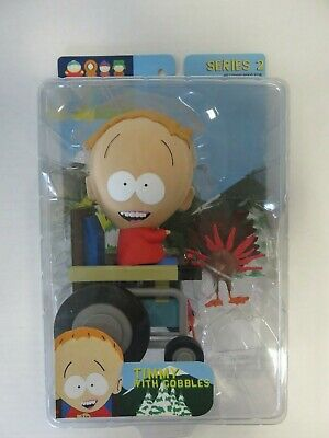 Timmy with Gobbles South Park Figure Series 2 Mirage 2004