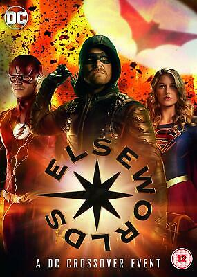Elseworlds: Part 1-3 [2019] New DVD Box Set / Free Delivery