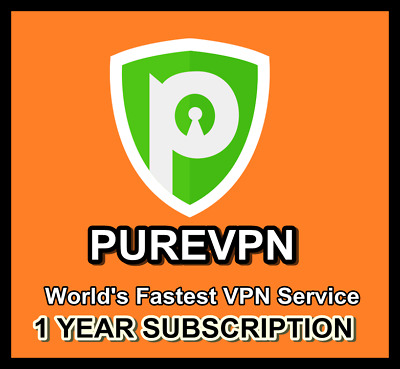 VPN SERVICE 1 YEAR SUBSCRIPTION PURE VPN EXPRESS PUREVPN NORDVPN IPVANISH lot