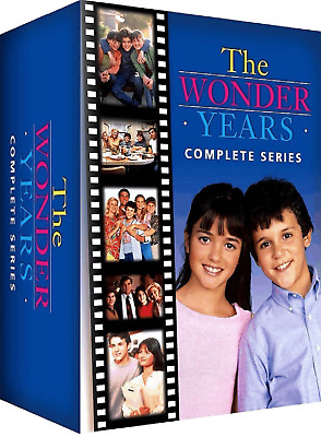 The Wonder Years The Complete Series SEALED NEW FREE USPS SHIPPING