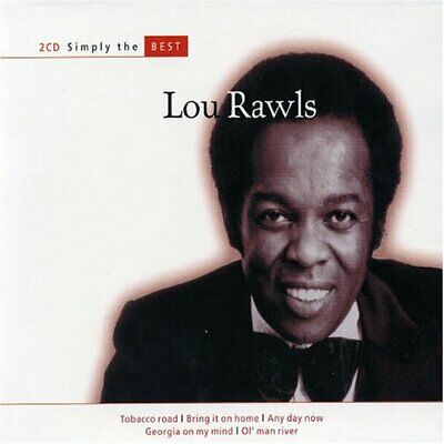Rawls, Lou - Simply The Best - Rawls, Lou CD KGVG The Cheap Fast Free Post The