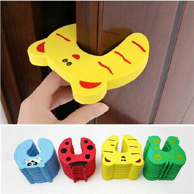 Baby Safety Corner Edge Cushion Jammers Stop for Children Infant Finger Safty