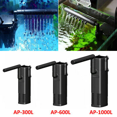 Hidom Internal Aquarium Filter & Spray Bar Tropical Fish Tank Filtration