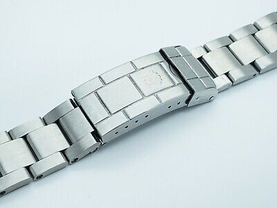 20mm Rolex Submariner Watch Stainless Solid Steel Oyster Replacement Bracelet